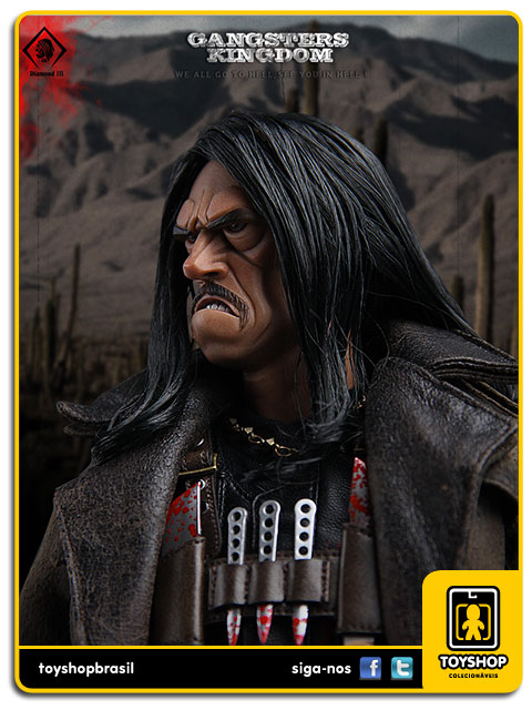 Machete Kills: Machete 1/6 - DamToys