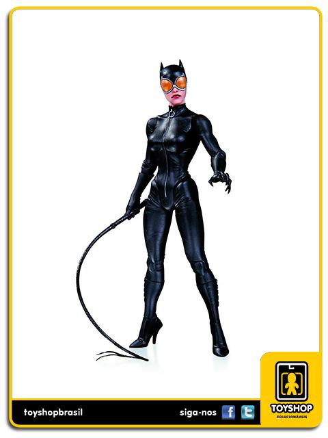 Designer Series: Catwoman Greg Capullo - Dc Collectibles