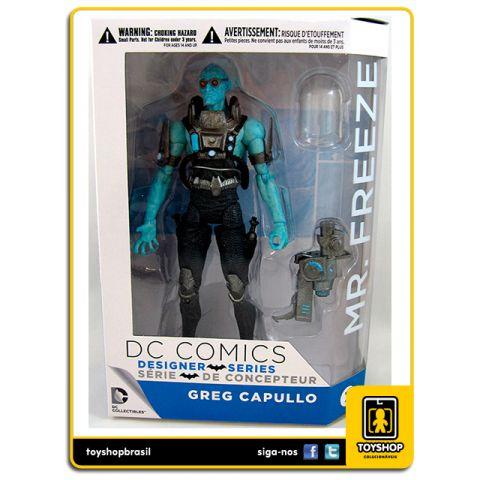 Designer Series: Mr. Freeze Greg Capullo - Dc Collectibles