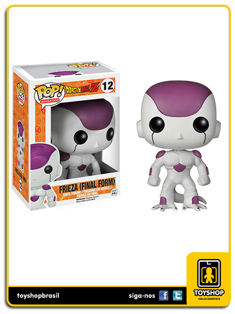 Dragon Ball Z: Frieza Final Form Pop - Funko