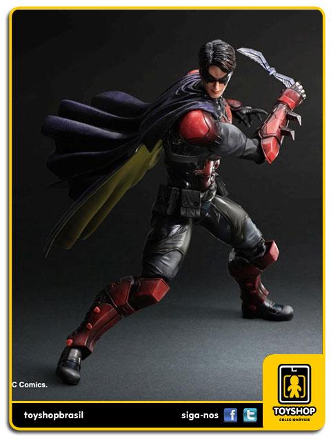 Play Arts Batman Arkham Origins: Robin - Square Enix