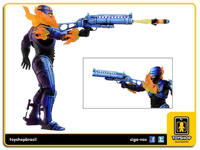 RoboCop vs Terminator: RoboCop Rocket Launcher - Neca
