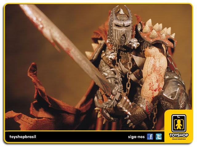 Spawn 17: Medieval Spawn - Mcfarlane