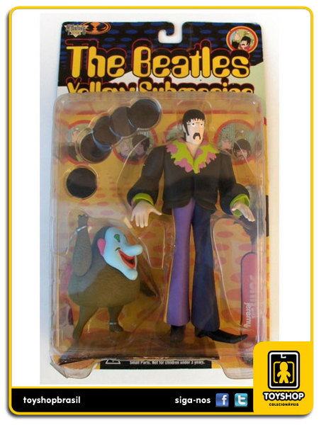 The Beatles Yellow Submarine: John with Jeremy - Mcfarlane