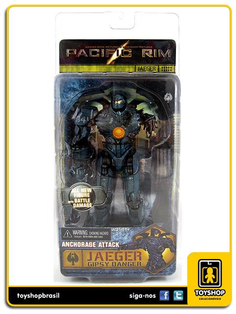 Pacific Rim: Jaeger Anchorage Attack - Neca