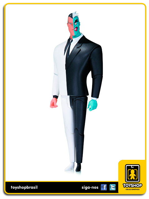 Batman The Animated Series: Two Face - Dc Collectibles