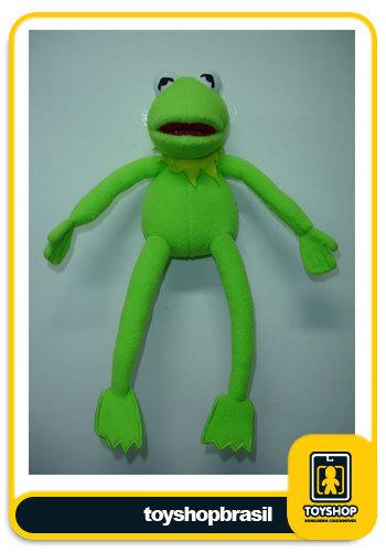 The Muppets: Pelúcia Caco O Sapo 30 cm - Disney Store