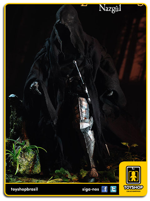 The Lord of the Rings: Ringwraith & Nazgul Steed 1/6 - Asmus