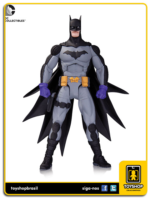 Designer Series: Batman Zero Year Greg Capullo - Dc Collectibles