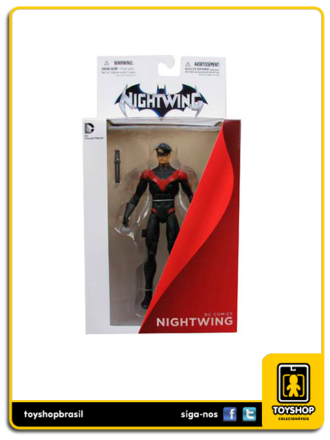 The New 52: Nightwing - Dc Collectibles