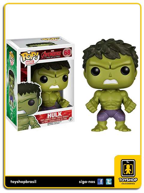 Avengers Age of Ultron: Hulk Pop - Funko