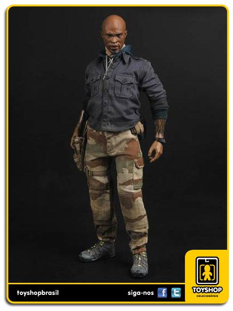 Figura de Ação: French Special Force 1/6 - Soldier Story