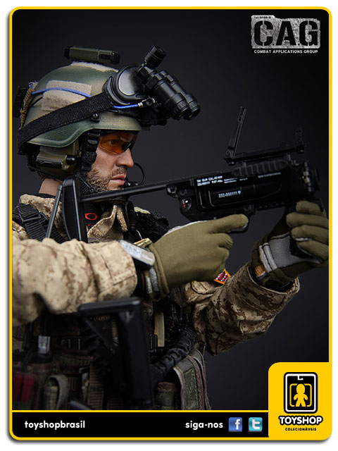 Figura de Ação: Combat Applications Group 1/6 - DamToys