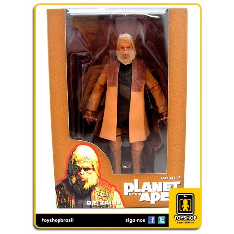 Planet of the Apes: Dr. Zaius - Neca