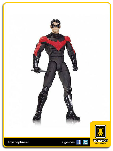 Designer Series: Nightwing Greg Capullo - Dc Collectibles