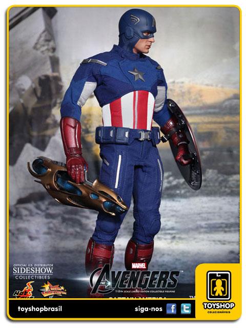 The Avengers: Captain America - Hot Toys