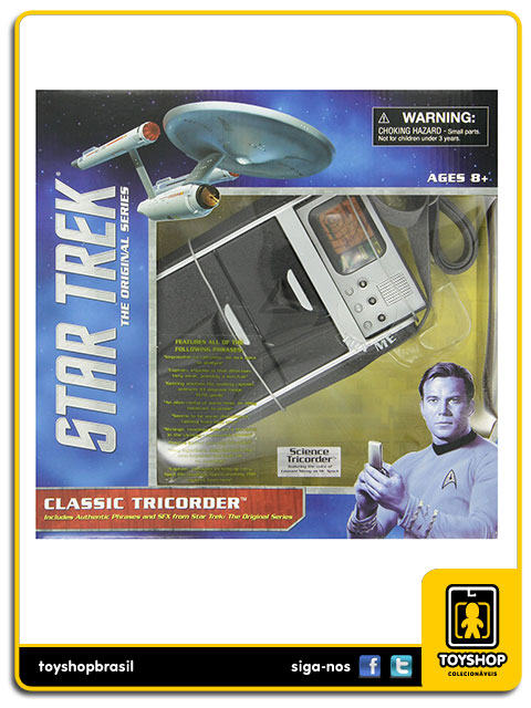Star Trek Original Series: Classic Tricorder - Diamond