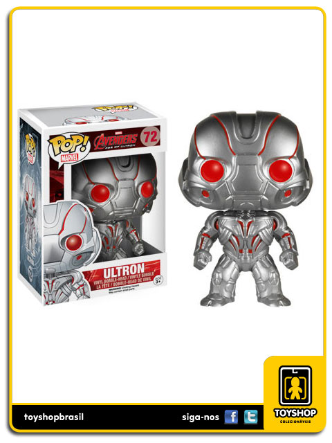 Avengers Age of Ultron: Ultron Pop - Funko