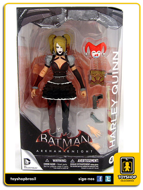 Arkham Knight Harley Quinn  DC Collectibles