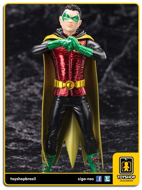 The New 52: Robin 1/10 Artfx - Kotobukiya