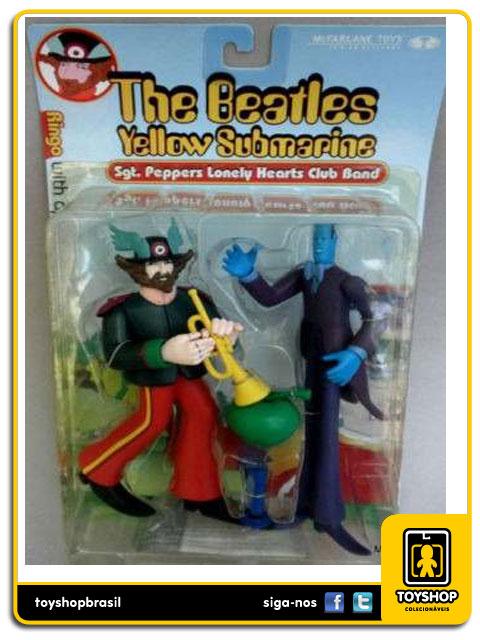 The Beatles Yellow Submarine: Ringo with Apple Bonker - Mcfarlane