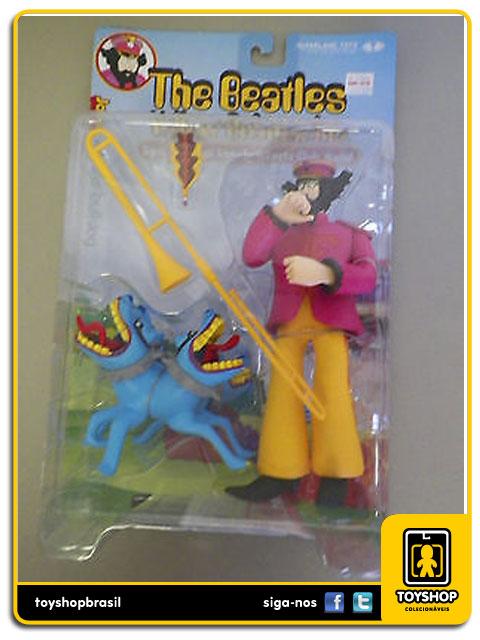 The Beatles Yellow Submarine: John with the BullDog - Mcfarlane