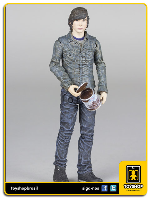 The Walking Dead 7: Carl Grimes - Mcfarlane