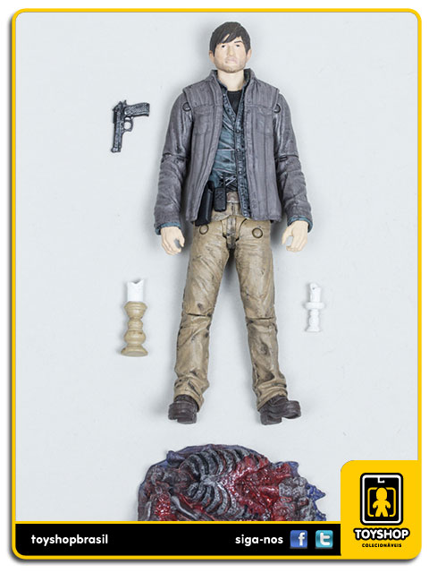 The Walking Dead 7: Gareth - Mcfarlane