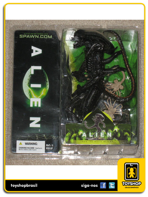 Alien and Predator: Alien - Mcfarlane