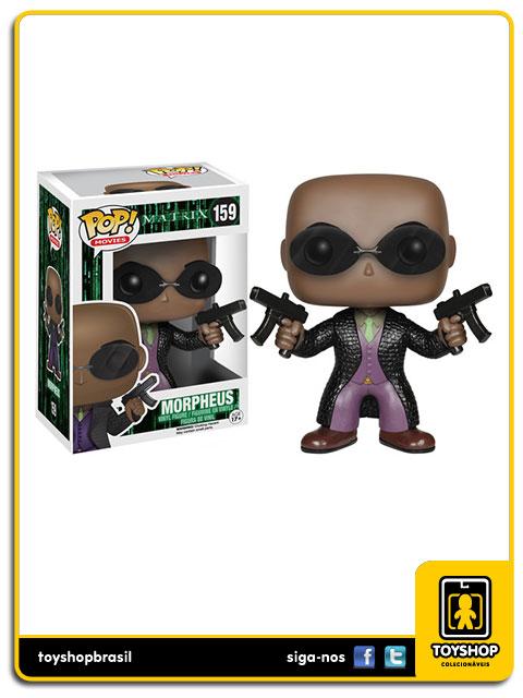 Matrix: Morpheus Pop - Funko