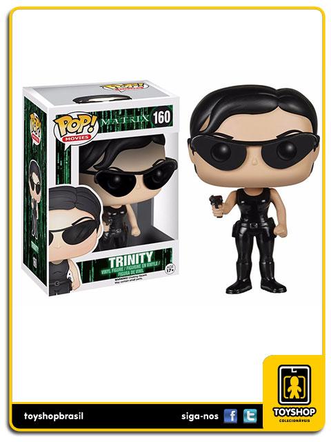 Matrix: Trinity Pop - Funko