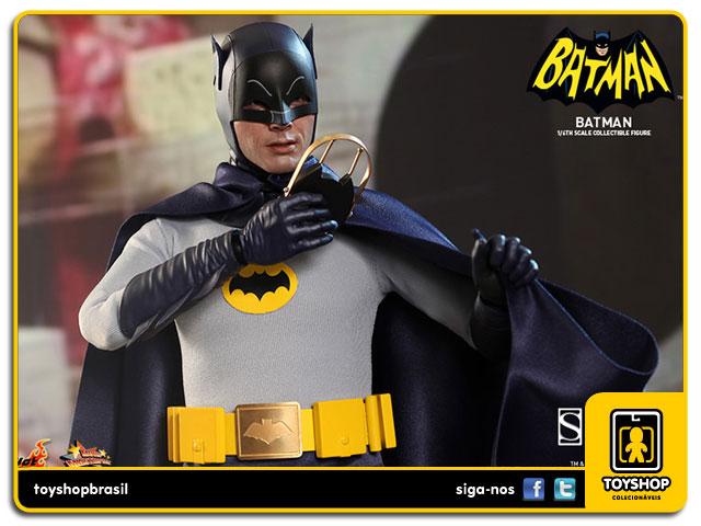 Batman Classic TV Series: Batman 1966 - Hot Toys