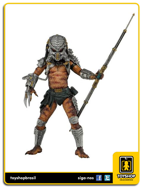 Predator 13: Cracked Tusk Predator - Neca