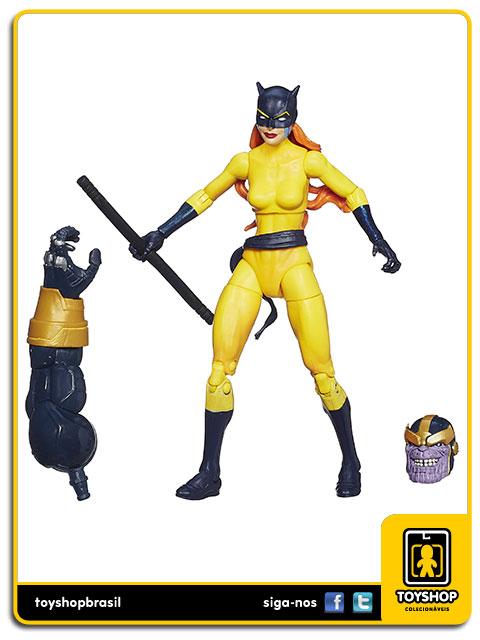 Marvel Legends Infinite: Hellcat - Hasbro