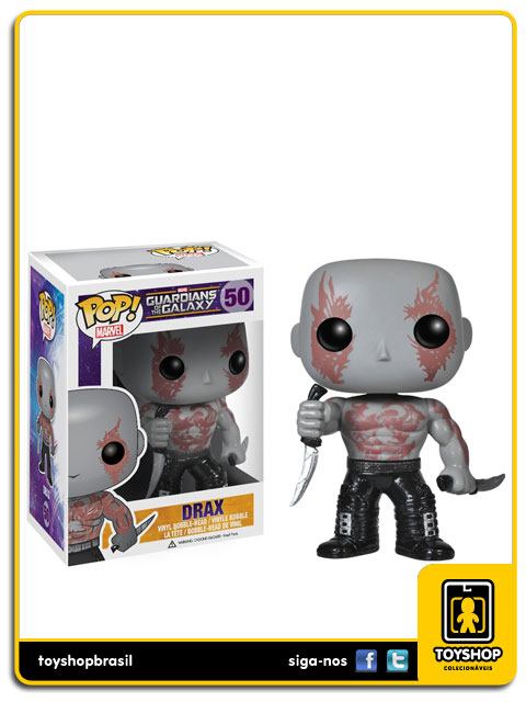 Guardians of the Galaxy: Drax Pop - Funko