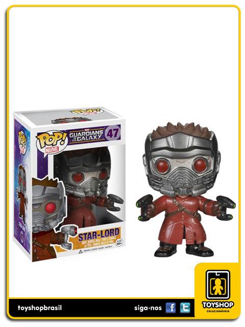 Guardians of the Galaxy Star Lord Pop Funko