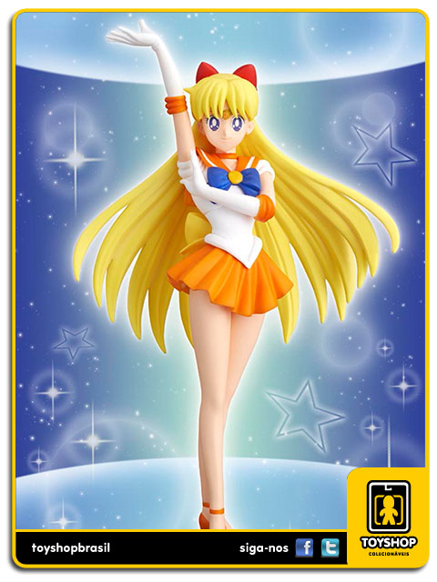 Pretty Guardian  Girls Memories Sailor Moon Sailor Venus  Banpresto
