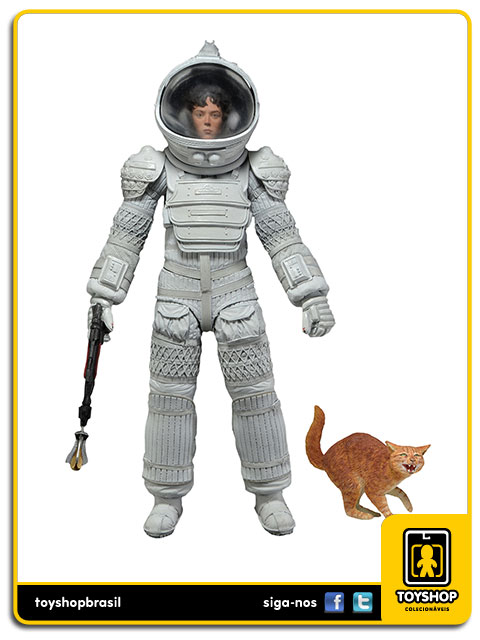 Alien: Ripley Compression Suit - Neca
