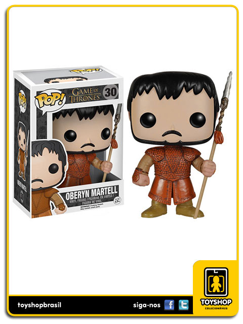 Game of Thrones: Oberyn Martell Pop - Funko
