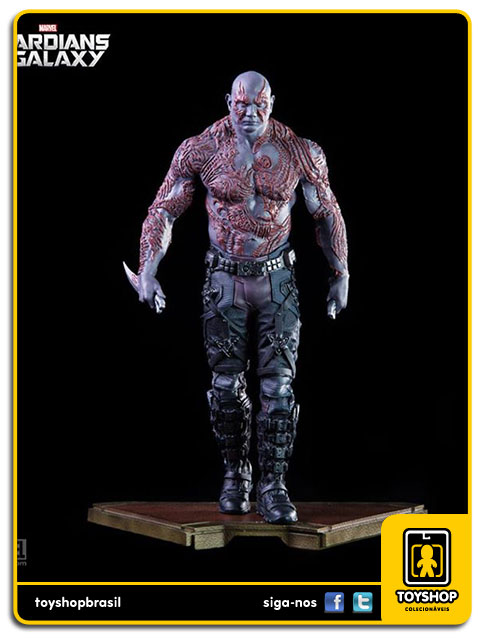 Guardians of the Galaxy: Drax 1/10 - Iron Studios