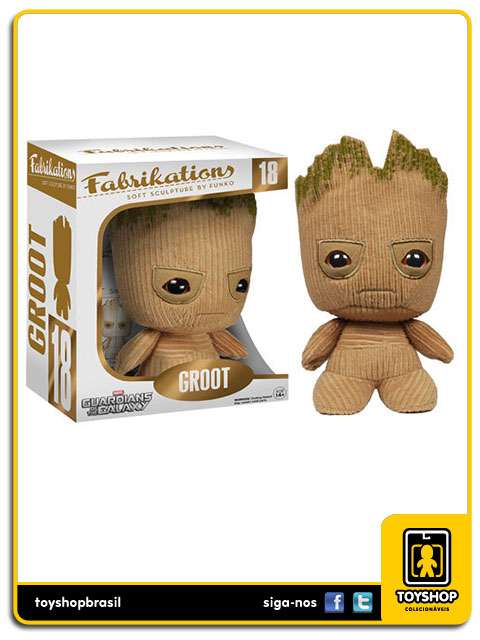 Guardians of the Galaxy: Groot Fabrikations - Funko
