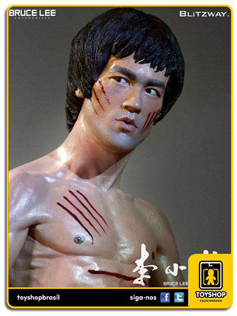 Bruce Lee Tribute Statue Version 2 - Blitzway