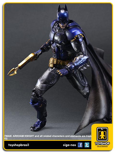 Play Arts Arkham Knight: Batman Limited Color - Square Enix