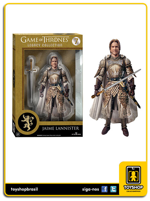 Game of Thrones Legacy: Jaime Lannister - Funko