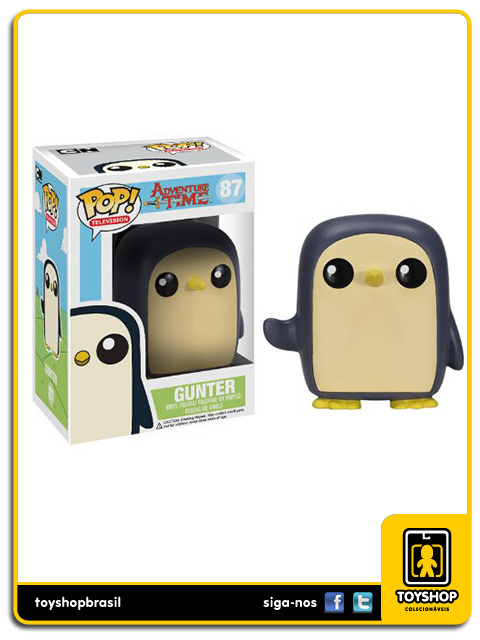 Adventure Time: Gunter Pop - Funko