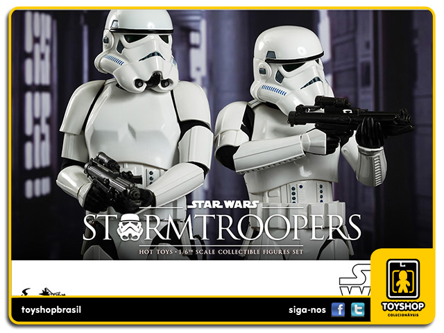 Star Wars: Stormtroopers 1/6 - Hot Toys