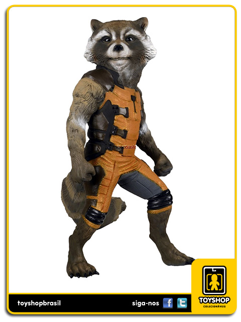 Guardians of the Galaxy: Rocket Raccoon 91 cm - Neca