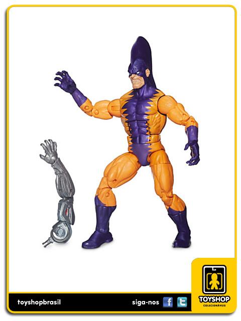 Marvel Legends Ultron: Tiger Shark - Hasbro