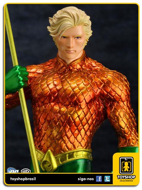 The New 52: Aquaman 1/10 Artfx - Kotobukiya