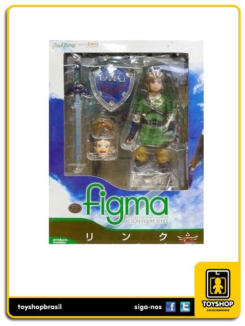 The Legend of Zelda: Skyward Sword Link Figma - Good Smile